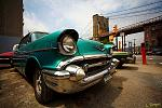 Cadillac sous le pont de Brooklyn, par Louis Despres ( shyguy ) ( www.louisdespres.fr )